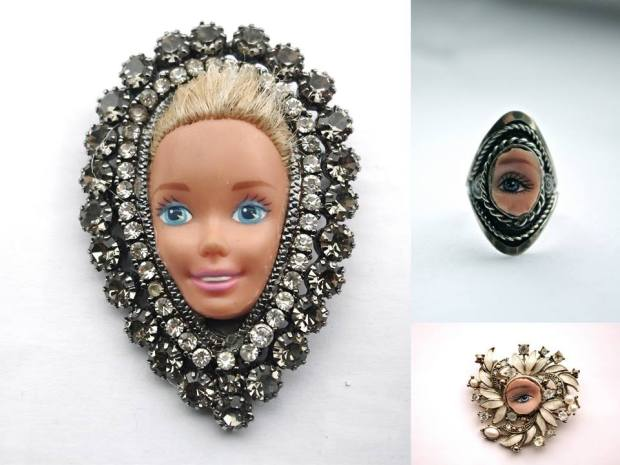 FASHION: DOLL PARTS