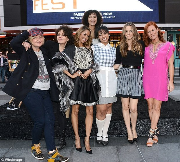 THE CAST OF CLUELESS REUNITE 19 YEARS LATER
